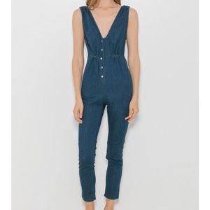 Rachel Comey Diversion Jumpsuit Size 4 EUC